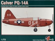 Pavla 72012 Model Kit 1/72 Culver PQ-14/TD2C-1